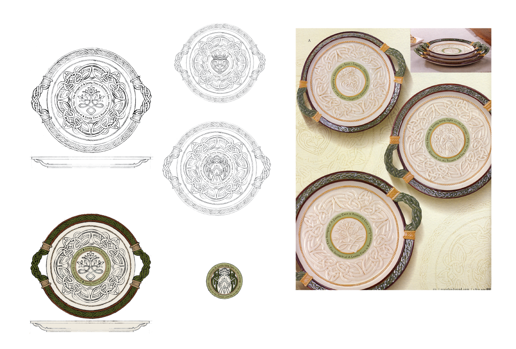 Nested Plates